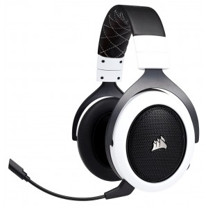 Corsair HS70 Headset Gaming White Recondicionado
