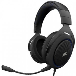 Corsair HS50 Headset Gaming Blue Recondicionado