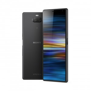 Sony Xperia 10 Plus 4GB 64GB Black Refurbished