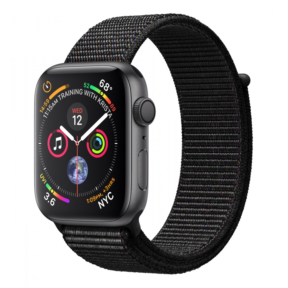 Apple Watch Series 4 Smartwatch Grey OLED GPS (satellite) Recondicionado