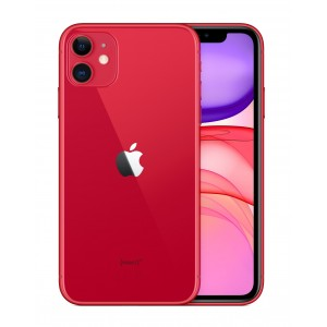 Apple iPhone 11 256Go Red Recondicionado