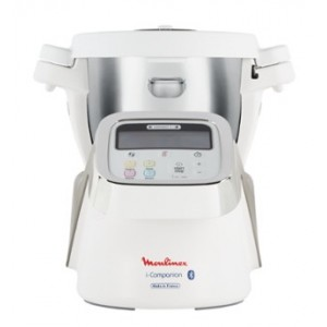 processador Moulinex Food HF9001TABLET ICompanion HF900 + Tablet Recondicionado