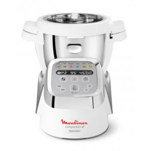 Moulinex HF806EVACU Cuisine Food Processor Companion Vacupack HF806 + + VT2 Recondicionado