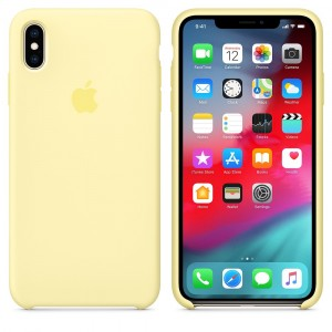 Apple Case iPhone XS Max Yellow Open Box