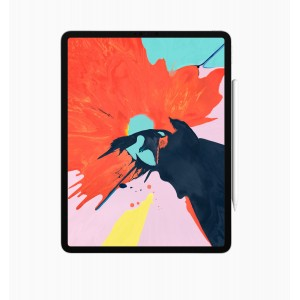 iPad Apple Pro 2018 11 512GB Wifi prata Recondicionado