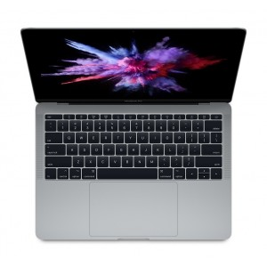 Apple MacBook Pro 13 Mid 2017 Space Gray I5-2.3GHz 8GB 128SSD 13.3 macOS Usage marks Refurbished