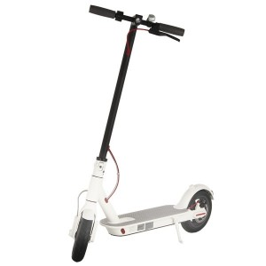 Xiaomi Mijia M365 Scooter Electric Scooter White Use Marks Non-original charger Refurbished