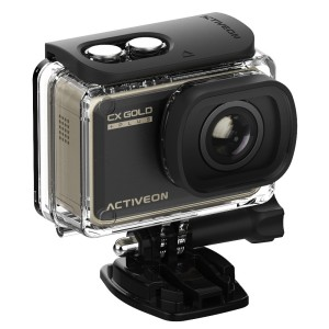 Activeon CX GOLD PLUS GCB10W Camera Sports Action 1080p Refurbished