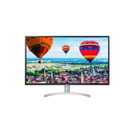 LG 32QK500-C 32 LED QHD IPS 75Hz 5ms FreeSync Damaged Packaging