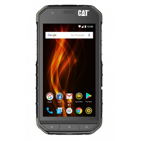 CAT S31 2GB 16GB Black (Stripe on housing and damaged packaging) Refurbished