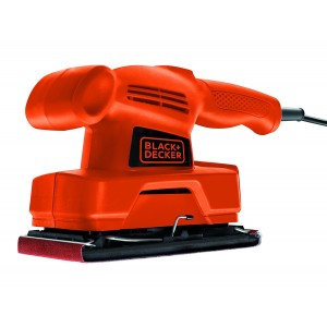 Lijadora orbital (135 W) - Black and Decker KA300-QS REFURBISHED